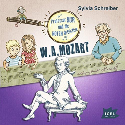 W. A. Mozart Titelbild