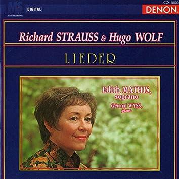 Strauss & Wolf: Lieder