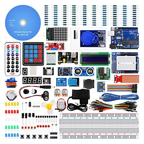 Stellige 7-Segment-Anzeige Projekt abgeschlossen ultimative Starter Kit Tutorial kompatibel für Arduino UNO R3 Meisijia