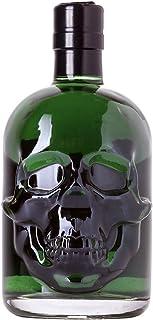 Grüner Absinth Hamlet Classic | Mit Wermut/Thujon | 69% | Totenkopf-Flasche verkorkt | 1x 0.5 l