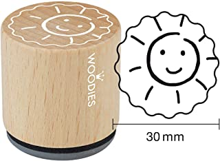 wood mounted rubber stamps