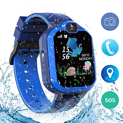 Bohongde Kids Waterproof Smart Watch Phone