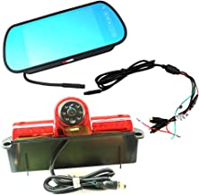 $145 » KNRAGHO Third Brake Light Placement Camera with Monitor fit for Express GMC Savana Cargo Van (with Monitor)