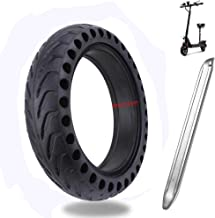 Kutrick Electric Scooter Solid Tire Replacement for XiaoMi Mijia M365, Gotrax GXL v2,Swagtro Scooter - Fit All 8.5 inch Electric Scooter Wheels Replacement- Solid Electric Scooter Wheels/Explosion-