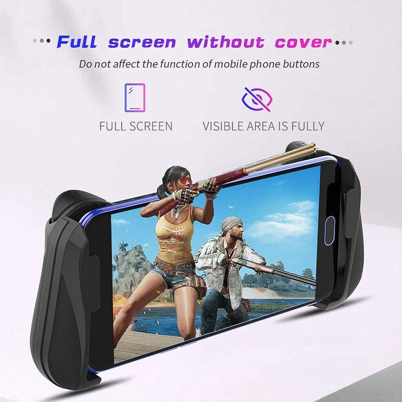Tebatu Wireless Gamepad Gaming Controller Joystick for Android for iOS Smartphones