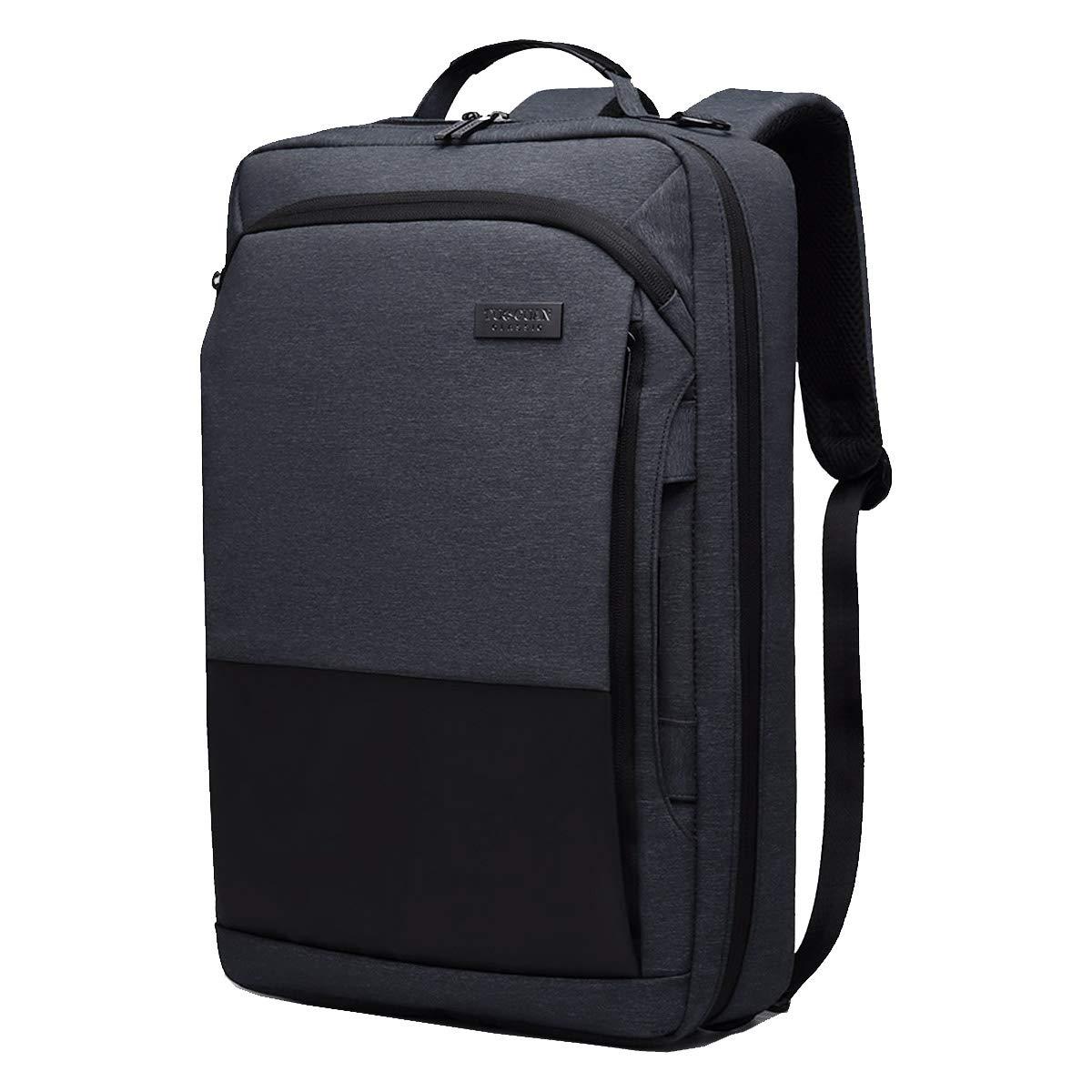 KOLAKO Messenger Convertible Briefcase Multi Functional