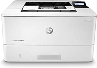HP LaserJet Pro M404n Laser Printer with Built-in Ethernet & Security Features,..