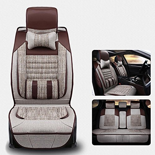 Best Buy! CAR Four Seasons Car Seat Cover Cushion Automotive Interior Protection of The Original Car...