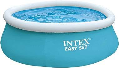 Intex 28101NP Easy Set - Piscina hinchable,  183 x 51 cm, 880 litros