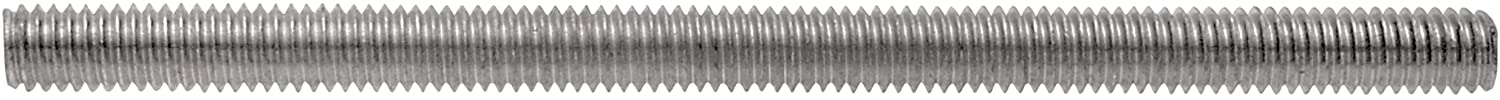 Hillman Limited price 44842 M6-1.00 x All items in the store 100 Zinc Rod Threaded 12-Pack