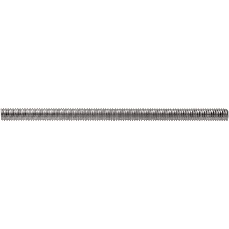 Right Hand Threads 24 Length 316 Stainless Steel Fully Threaded Rod 3//8-16 Thread Size