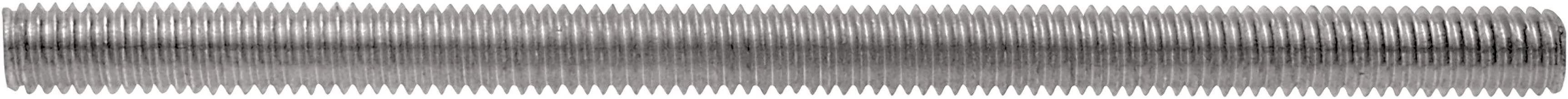 Hillman 44817 8-32 x 6-Inch Zinc Threaded Rod, 10-Pack