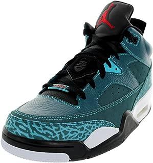 [580603-303] AIR Jordan Son of Low Mens Sneakers Dark SEA/Gym RED-Black-WHITEM