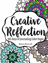 Creative Reflection: 365 Days of Journaling Color Pages