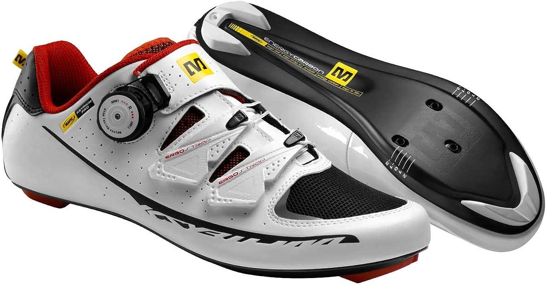 Mavic Ksyrium Pro Road Bike shoes White Red