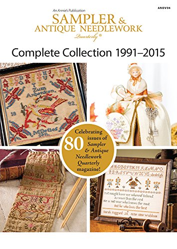 Compare Textbook Prices for Sampler & Antique Needlework Quarterly Collection 1991-2015 Dvdr Edition ISBN 9781590128060 by Annie's