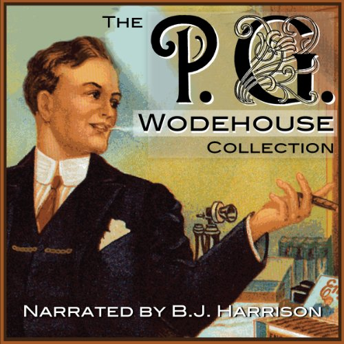 The P.G. Wodehouse Collection audiobook cover art