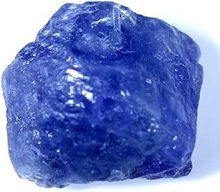 EMARTWALA Rare Found Natural Untreated Uncut Blue Tanzanite Gemstone Rough
