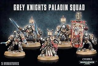 "Games Workshop 99120107014"" Grey Knights Paladin Squad Plastic Kit"