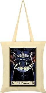 Deadly Tarot Felis - The Empress Tote Bag Cream 38 x 42cm