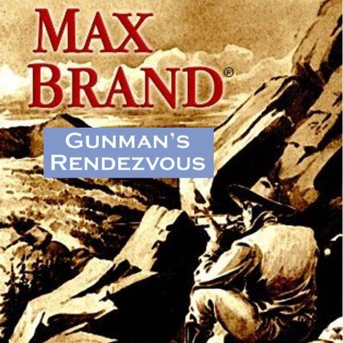 Gunman's Rendezvous audiobook cover art