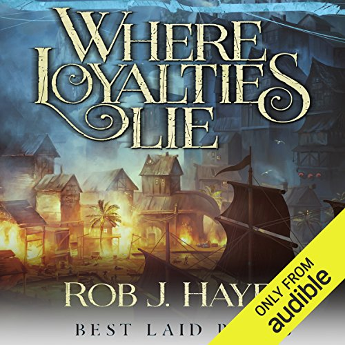 Where Loyalties Lie audiobook cover art