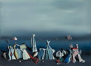 Berkin Arts Yves Tanguy Giclee Kunstdruckpapier Kunstdruck K