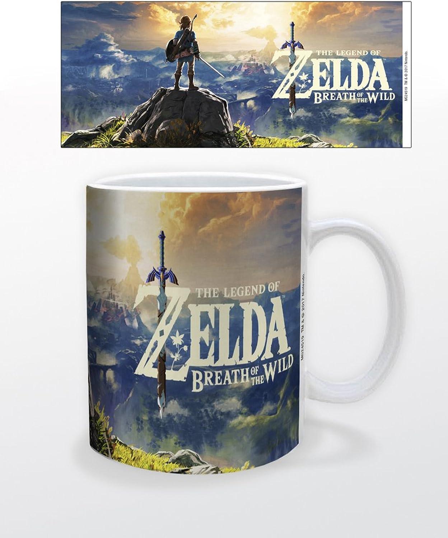 Zelda BotW Sunset 11 Ounce Ceramic Mug