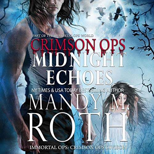 Midnight Echoes audiobook cover art