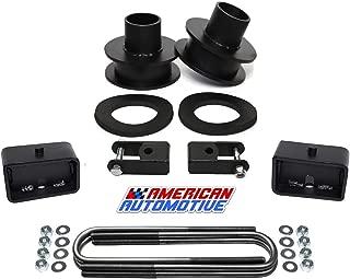 American Automotive F250 F350 Super Duty Lift Kit 4WD 3.5