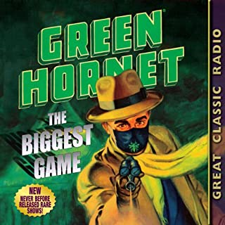 Green Hornet cover art