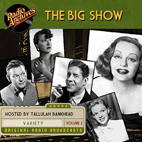The Big Show, Volume 2 audiobook cover art