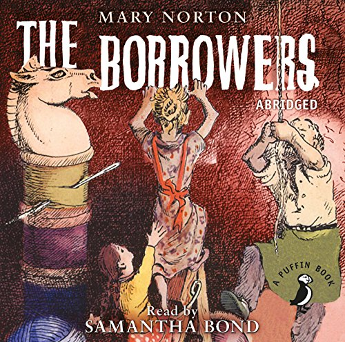 Couverture de The Borrowers