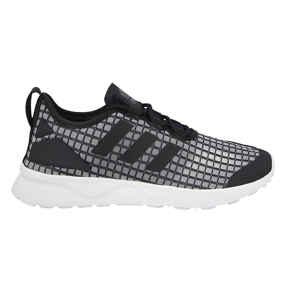直接噛む遅い[アディダス] Adidas - ZX Flux Adv Verve Rita [並行輸入品] - AQ3340 - Color: 黒 - Size: 22.5