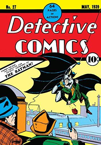Detective Comics (1937-) #27 (Detective Comics (1937-2011))