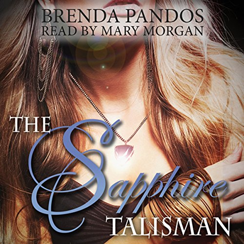 The Sapphire Talisman audiobook cover art