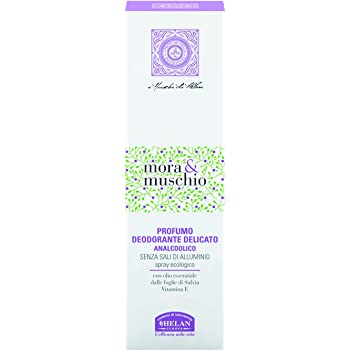 Helan - Mora e Muschio Profumo Deodorante Analcolico 100 mL