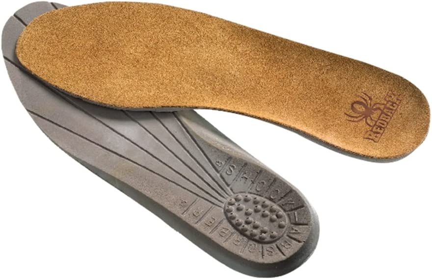 RedBack In stock Boots Insole Leather Wicking Cheap bargain Shock-Absorbing -