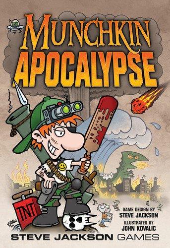Steve Jackson Games 1503 - Munchkin Apocalypse (englische Ausgabe)