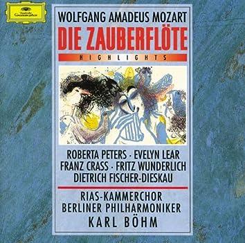 モーツァルト:歌劇《魔笛》ハイライツ