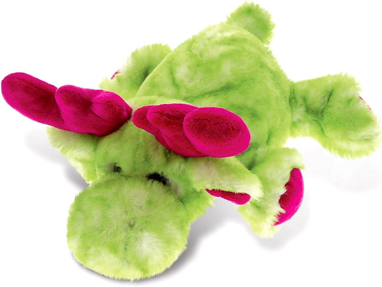 CoTa Global Lying Dark Green Moose - 10 inch - Super Soft Plush - Item  5459