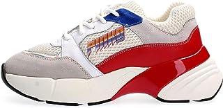 Zapatos de Mujer Zapatilla Shoes To Rock Blanco Rojo Pinko SS 2019
