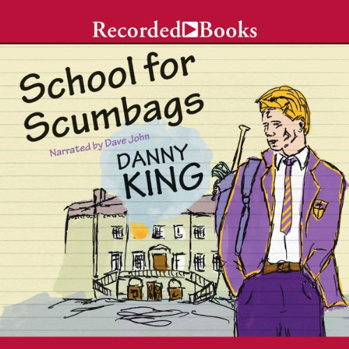 School for Scumbags audiobook cover art