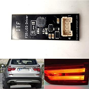 Amazon Com Rear Led Light Repair Replacement Board Tail Light Led Chip Replace Valeo B003809 2 Automotive