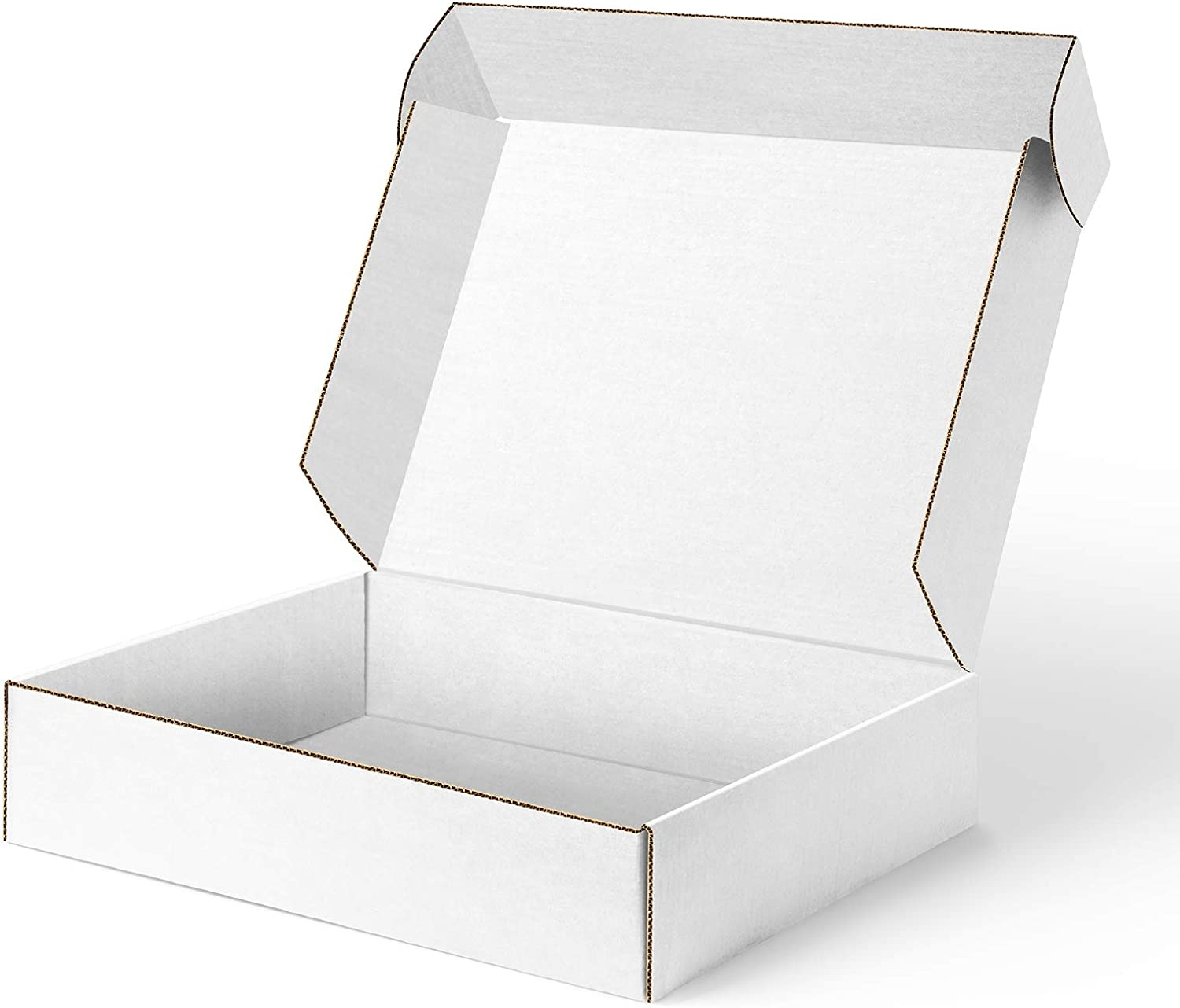 FDGDFH Choice 9×6×2 inches White Small Shipping of Some reservation Boxes Set R 25