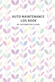 Auto maintenance Log Book: Car Maintenance , Repairs & Maintenance, Monthly Maintenance/Safety Check, Vehicle Maintenance Log Book to record your vehicles service and repairs.