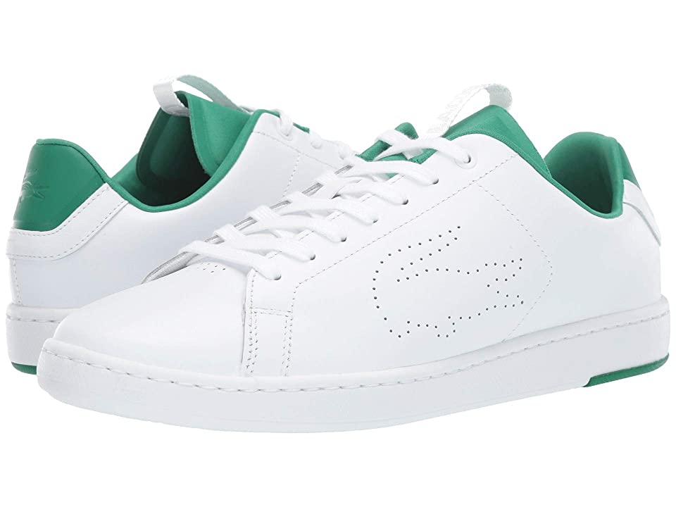 Lacoste Carnaby Evo Light-WT 1191 (White/Green) Men