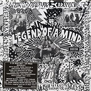 Legend of a Mind: The Underground Anthology