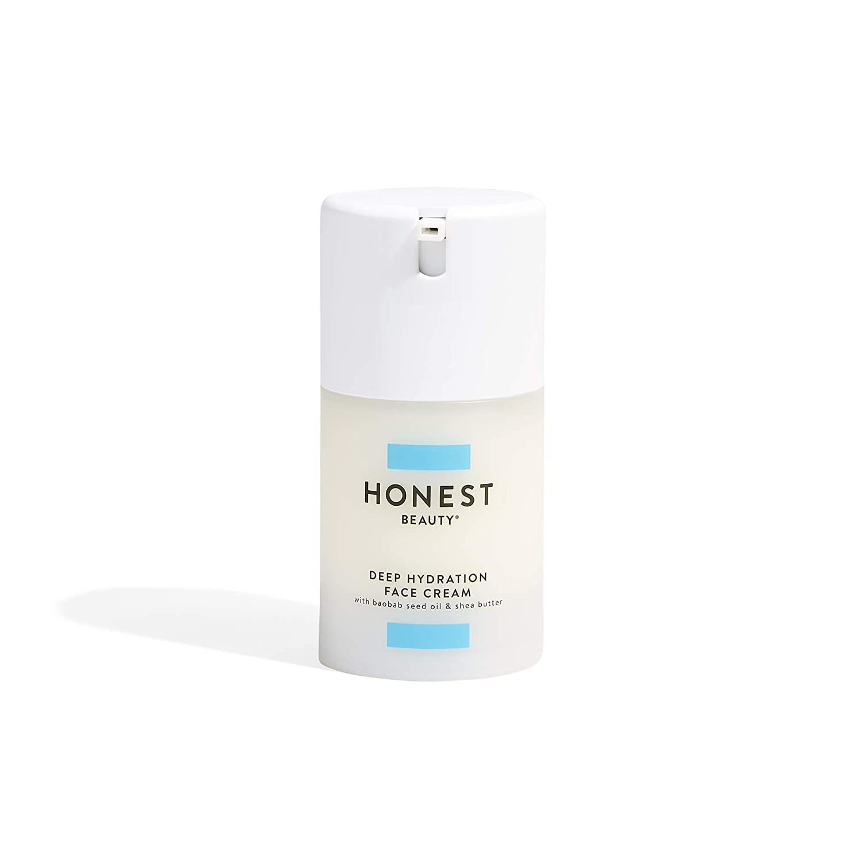 Honest Beauty Deep Hydration Face Choice Cream Brand new Baobab with S Seed Oil