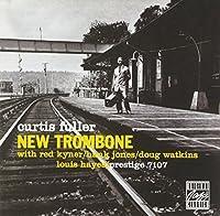 New Trombone by Curtis Fuller (1991-07-01)
